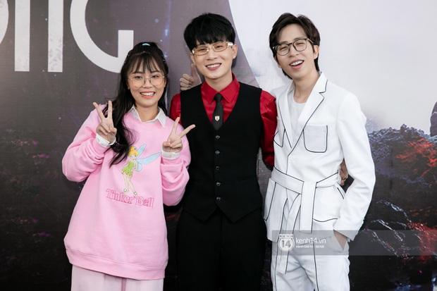 Jack cực bảnh trong buổi họp báo ra mắt MV mới, Thu Trang - Tiến Luật và ViruSs - MisThy cũng đến chung vui - Ảnh 3.