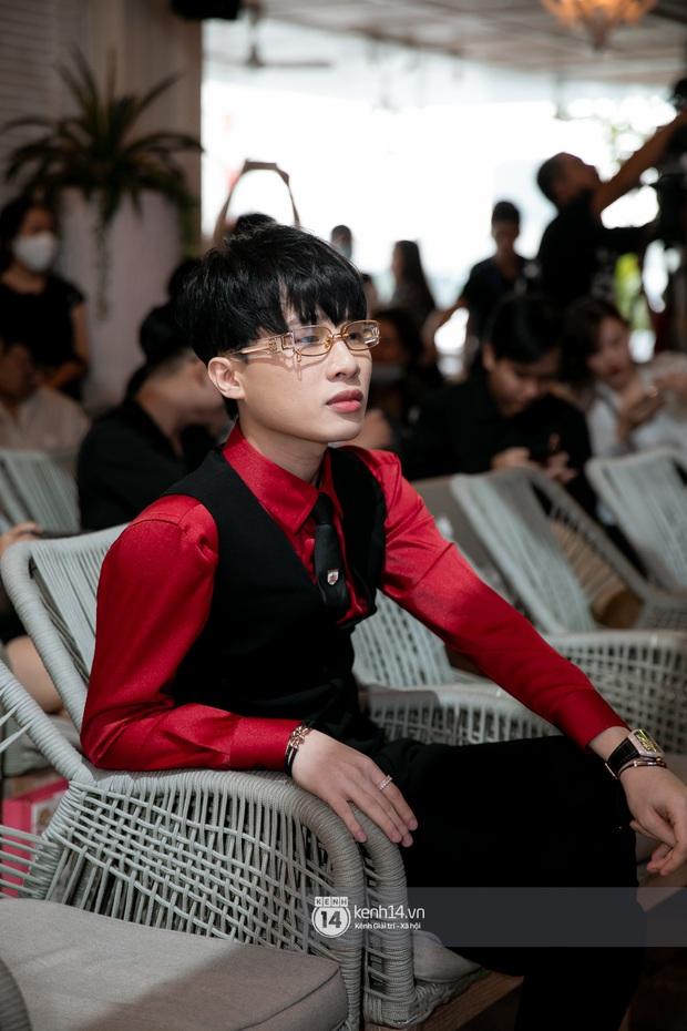Jack cực bảnh trong buổi họp báo ra mắt MV mới, Thu Trang - Tiến Luật và ViruSs - MisThy cũng đến chung vui - Ảnh 8.