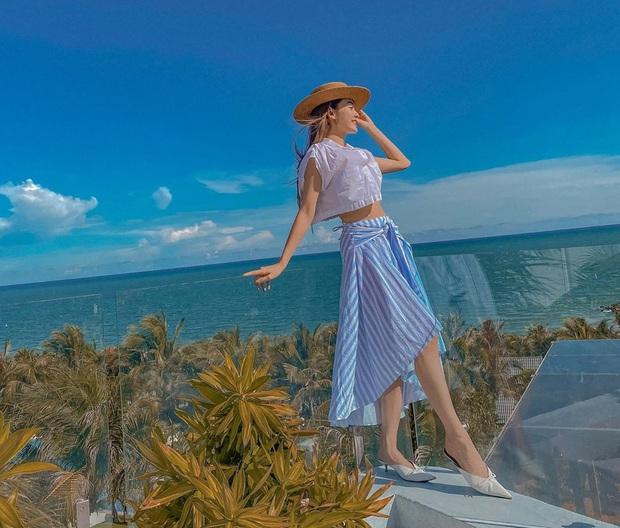 OOTD sao Việt hot nhất Instagram tuần qua: Ai cũng bật mood mặc kín, mình Jun Vũ khoe vòng 1 phồn thực  - Ảnh 6.