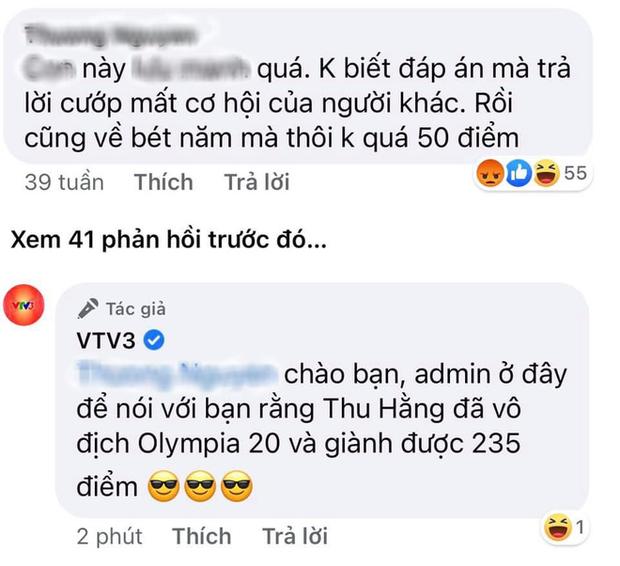 Ảnh: Fanpage VTV