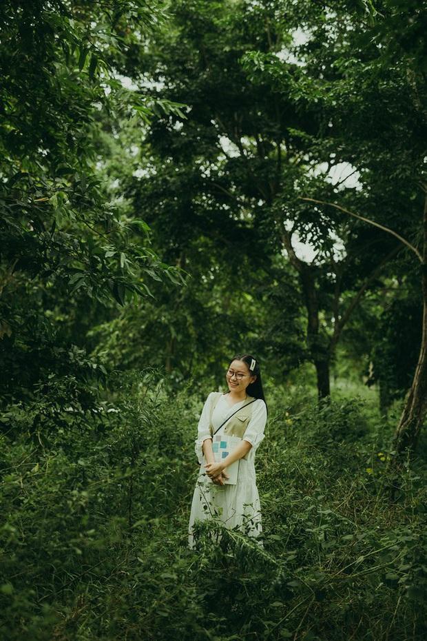 Nữ sinh được tuyển thẳng vào trường Báo, Ngoại thương, Ngoại giao lại chọn Sư phạm - Ảnh 8.
