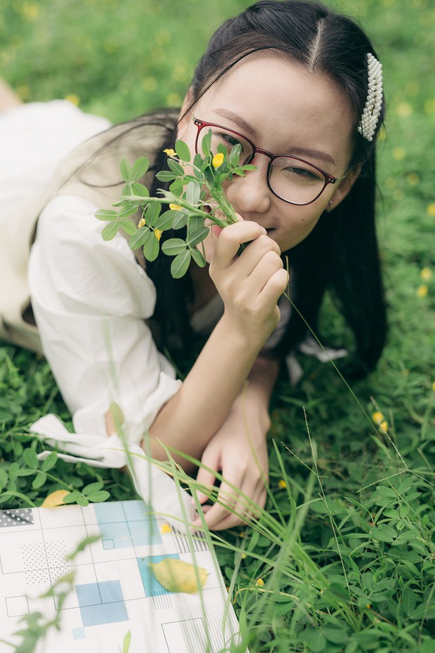 Nữ sinh được tuyển thẳng vào trường Báo, Ngoại thương, Ngoại giao lại chọn Sư phạm - Ảnh 13.