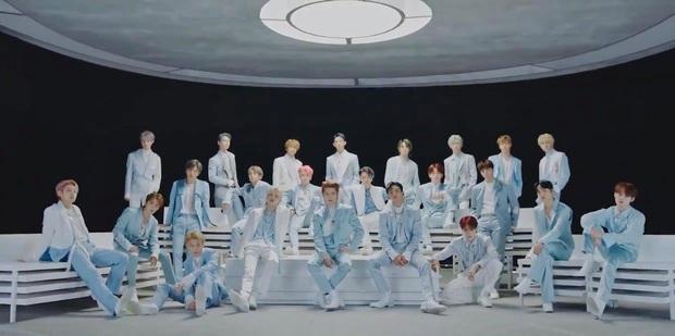 Lộ diện 2 gương mặt mới gia nhập NCT, đội hình 23 người khiến fan choáng ngợp vì hội tụ vườn bông visual - Ảnh 1.