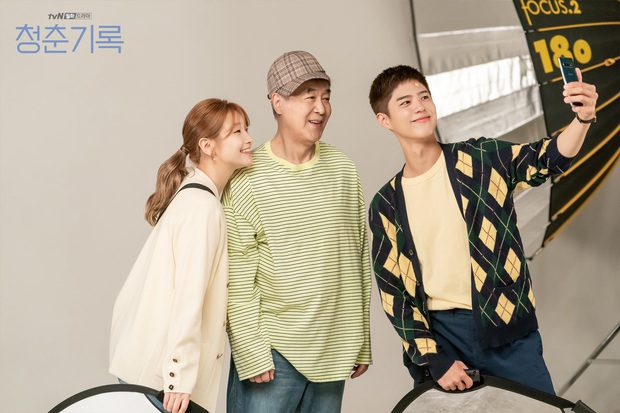 Record of Youth tập 6 vẫn nhạt thếch trừ màn chốt đơn lia lịa bằng môi của Park Bo Gum - Ảnh 13.