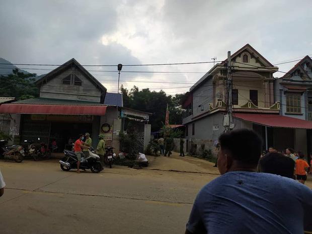 Phú Thọ: Người đàn ông bị hàng xóm ném gạch trúng đầu, ngã ra đường tử vong - Ảnh 1.