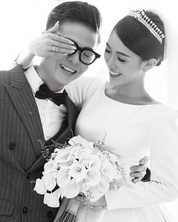 Con gái Minh Nhựa hé lộ ảnh cưới nhân kỷ niệm 1 năm lên xe hoa, ngắm 3 bộ váy mà trầm trồ - Ảnh 8.