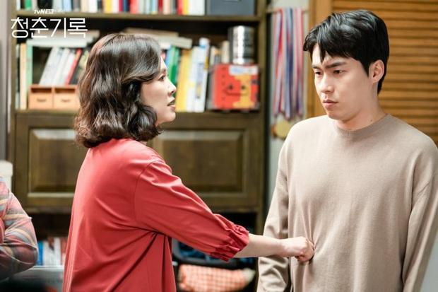 Park Bo Gum chưa gì đã bật mồm tỏ tình với Park So Dam quá là sến ở Record of Youth tập 5 - Ảnh 5.