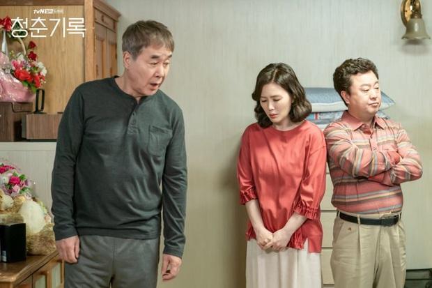 Park Bo Gum chưa gì đã bật mồm tỏ tình với Park So Dam quá là sến ở Record of Youth tập 5 - Ảnh 6.