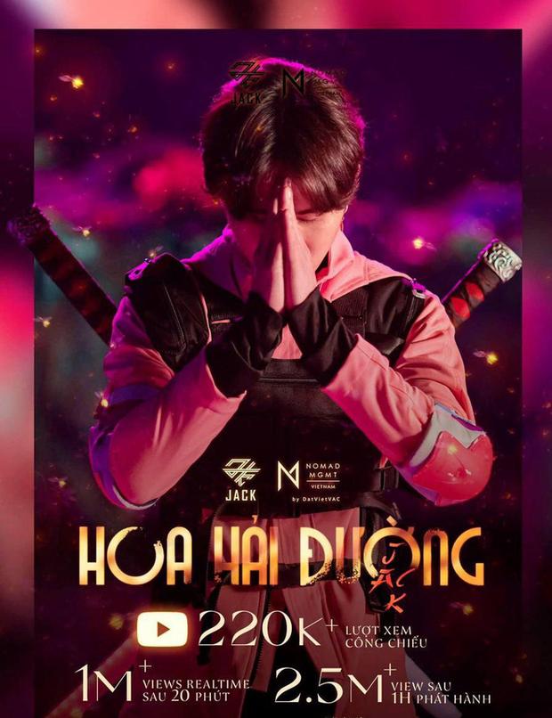 Netizen có ý kiến trái chiều về MV mới của Jack: Người ca ngợi là sản phẩm hay nhất, kẻ cho rằng rời xa K-ICM là bão tố? - Ảnh 2.