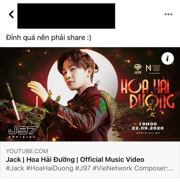 Netizen có ý kiến trái chiều về MV mới của Jack: Người ca ngợi là sản phẩm hay nhất, kẻ cho rằng rời xa K-ICM là bão tố? - Ảnh 5.