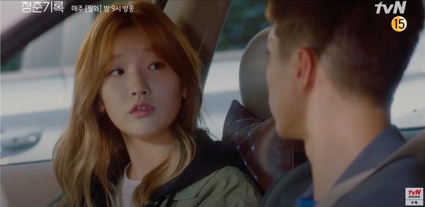 Park Bo Gum chưa gì đã bật mồm tỏ tình với Park So Dam quá là sến ở Record of Youth tập 5 - Ảnh 3.