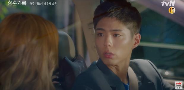 Park Bo Gum chưa gì đã bật mồm tỏ tình với Park So Dam quá là sến ở Record of Youth tập 5 - Ảnh 4.