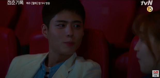 Record of Youth tập 6 vẫn nhạt thếch trừ màn chốt đơn lia lịa bằng môi của Park Bo Gum - Ảnh 6.