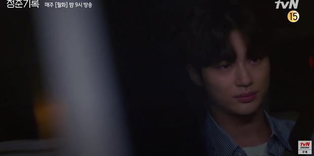 Record of Youth tập 6 vẫn nhạt thếch trừ màn chốt đơn lia lịa bằng môi của Park Bo Gum - Ảnh 9.