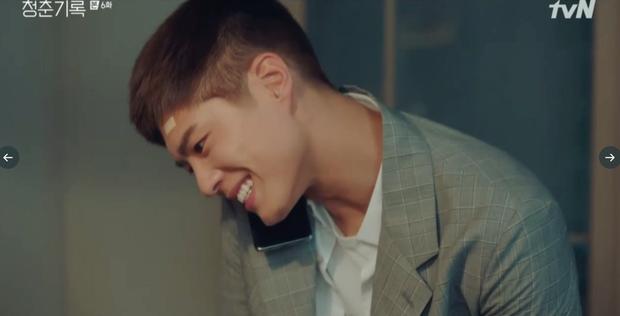 Record of Youth tập 6 vẫn nhạt thếch trừ màn chốt đơn lia lịa bằng môi của Park Bo Gum - Ảnh 7.