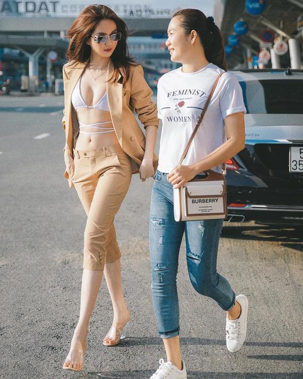 Thuý Kiều - trợ lý Ngọc Trinh đăng story tố ai đó thường xuyên vào Instagram mình đặt điều nói xấu - Ảnh 6.