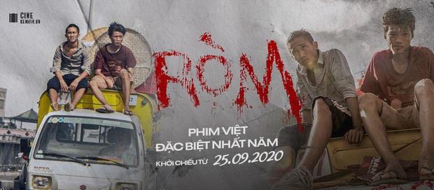 Ròm - Phim điện ảnh Việt đặc biệt nhất năm ra rạp thứ Sáu này! - Ảnh 18.