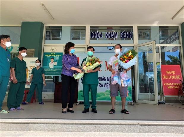 Bệnh nhân Covid-19 cuối cùng ở Đà Nẵng xuất viện - Ảnh 2.