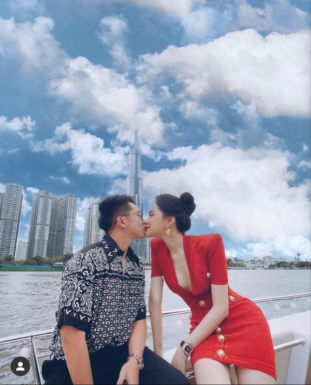 Hương Giang - Matt Liu mới yêu nên lồng lộn 24/7, không biết yêu lâu có xuề xòa cả đôi như những couple này không? - Ảnh 8.