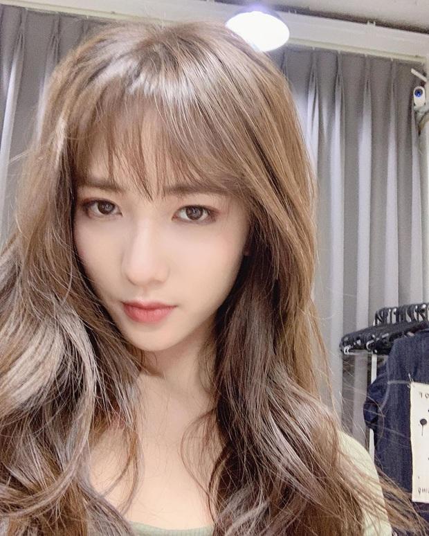 Trâm Anh - vợ JustaTee được khen giống Park Min Young vì nhan sắc thăng hạng giữa tin đồn bầu bí tập 2 - Ảnh 1.