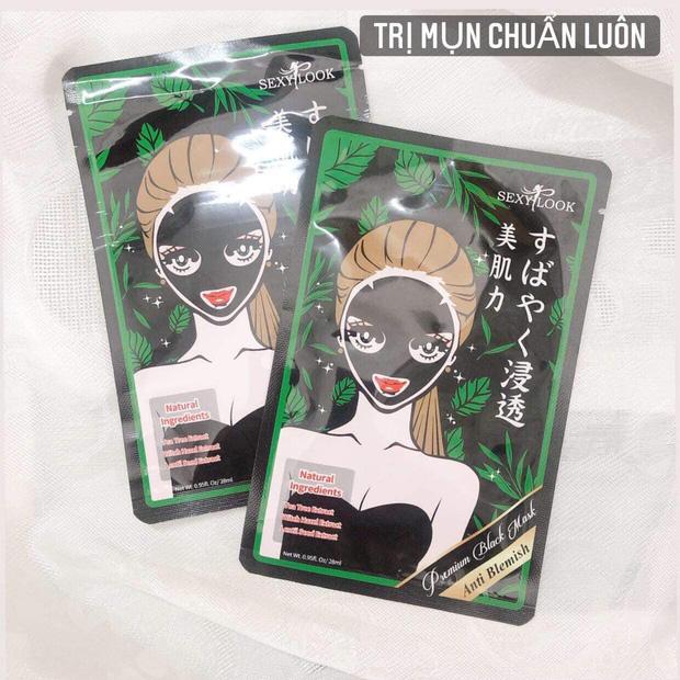 Từng nổi mụn vì skincare sai cách, cô nàng cải tổ da căng bóng nhờ loạt mặt nạ giấy chất lượng - Ảnh 6.