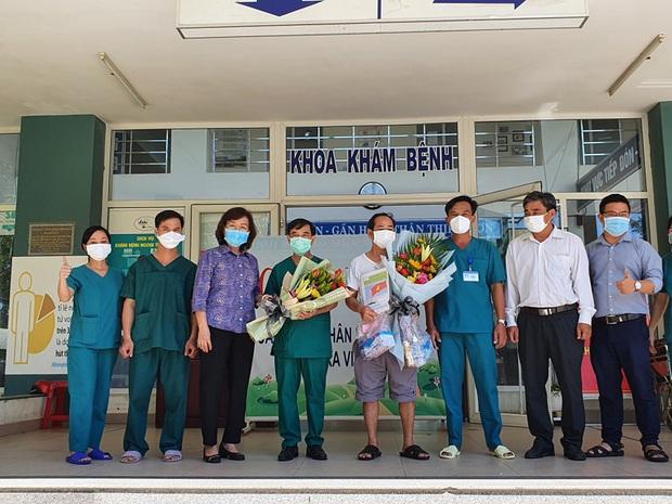 Bệnh nhân Covid-19 cuối cùng ở Đà Nẵng xuất viện - Ảnh 3.