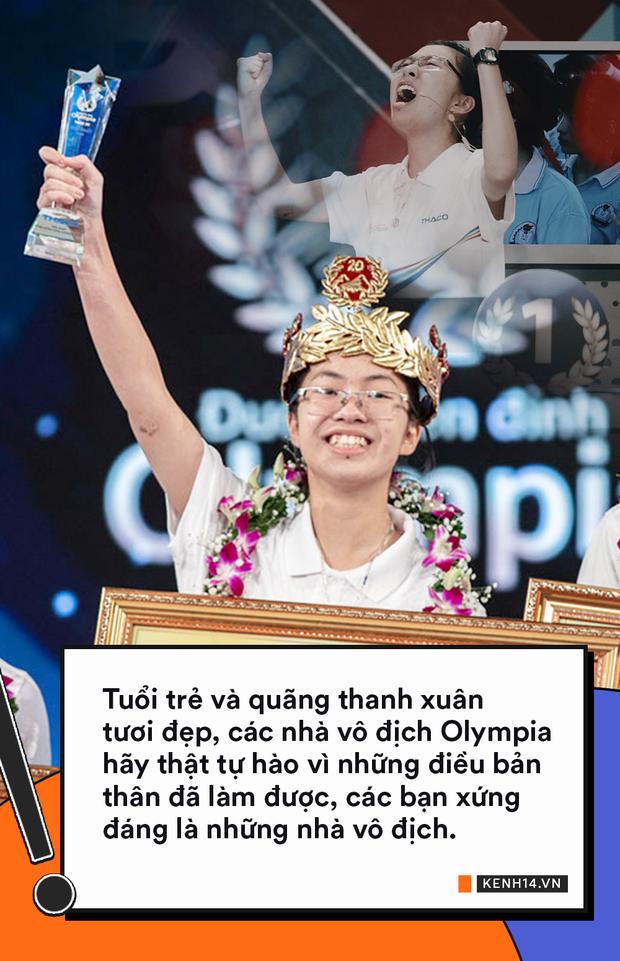 Tuổi trẻ của các nhà vô địch không chỉ là cống hiến cho đất nước, họ còn ước mơ và thanh xuân của chính cuộc đời mình - Ảnh 3.