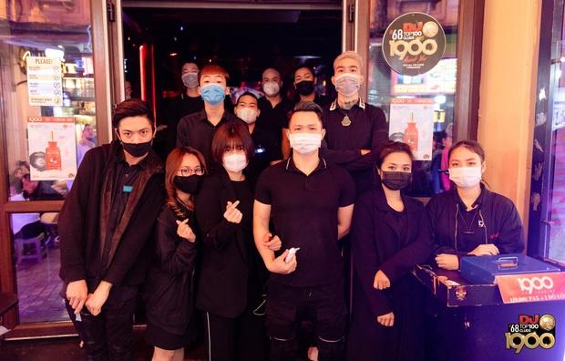 Có 1-0-2: Club 1900 ở Hà Nội yêu cầu tất cả khách đeo khẩu trang rồi mới được vào - Ảnh 3.
