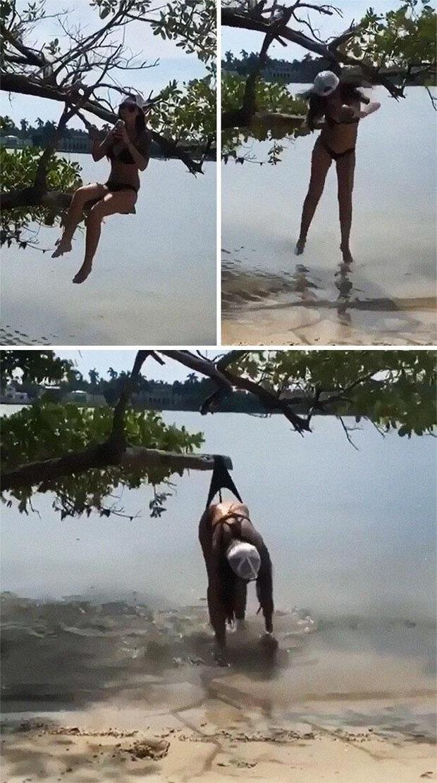 Sau mỗi shot hình nóng bỏng triệu like, các hotgirl sống ảo Instagram phải chịu khổ cực thế này đây - Ảnh 3.