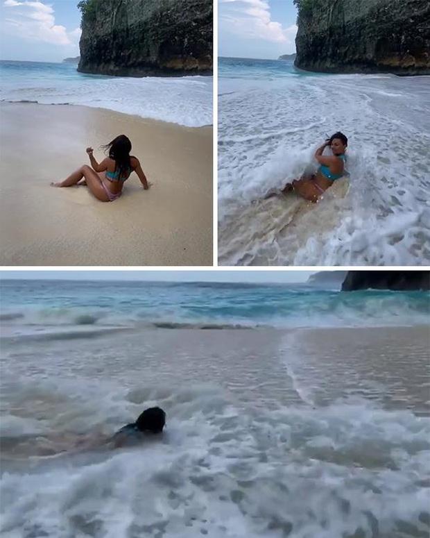 Sau mỗi shot hình nóng bỏng triệu like, các hotgirl sống ảo Instagram phải chịu khổ cực thế này đây - Ảnh 8.