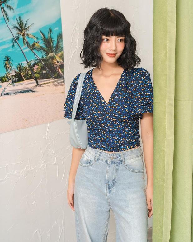 """6 kiểu áo blouse đáng sắm thu này, diện lên cô gái nào cũng có thêm vài phần """"chanh sả"""" - Ảnh 1."""