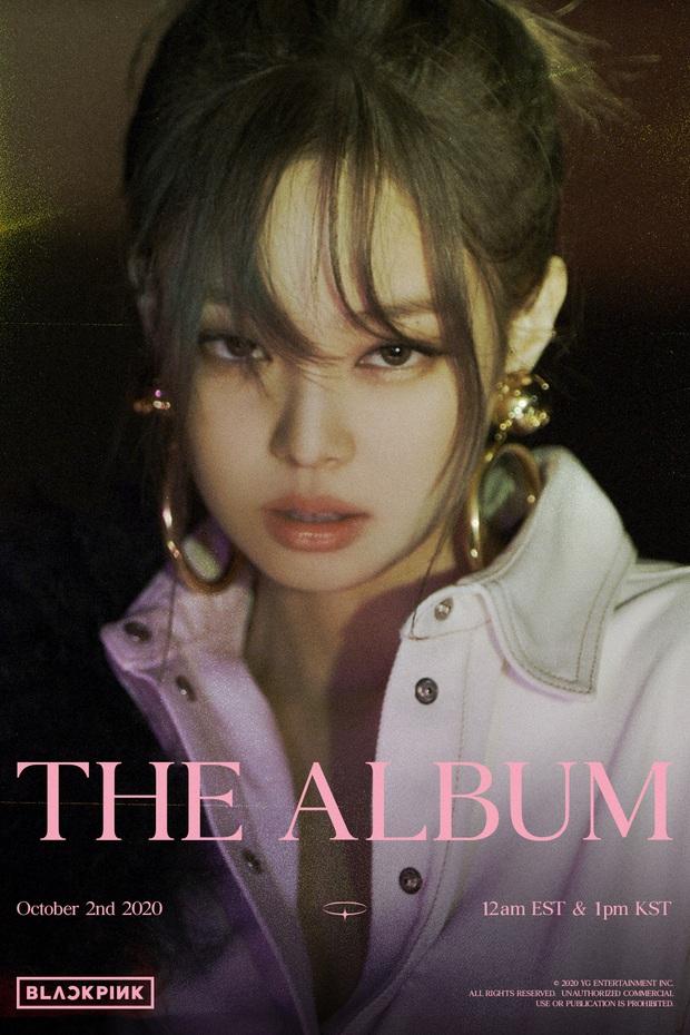 Jennie hóa tiểu thư thập niên 90 trong teaser mới, giữ nguyên kiểu tạo dáng nhưng fan khen thần thái còn xuất sắc hơn ảnh cũ - Ảnh 1.