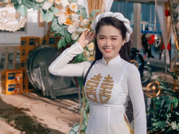 VĐV Judo thi Hoa hậu Việt Nam 2020: Cô giáo có kinh nghiệm học võ 10 năm, diện mạo lộng lẫy bất ngờ sau khi lên đồ - Ảnh 8.
