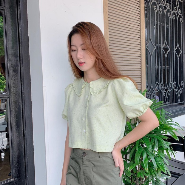"""6 kiểu áo blouse đáng sắm thu này, diện lên cô gái nào cũng có thêm vài phần """"chanh sả"""" - Ảnh 21."""
