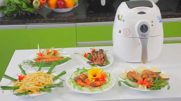 Top 5 nồi chiên không dầu giá dưới 3 triệu đáng mua nhất dành cho hội Yêu Bếp, Nghiện Nhà - Ảnh 11.