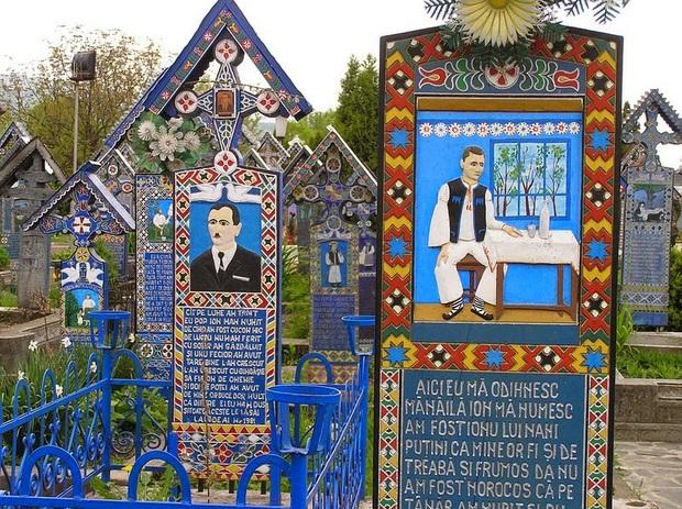 Ngôi làng Rumani có truyền thống khắc thơ tục tĩu và cợt nhả lên bia mộ người đã khuất - Ảnh 6.