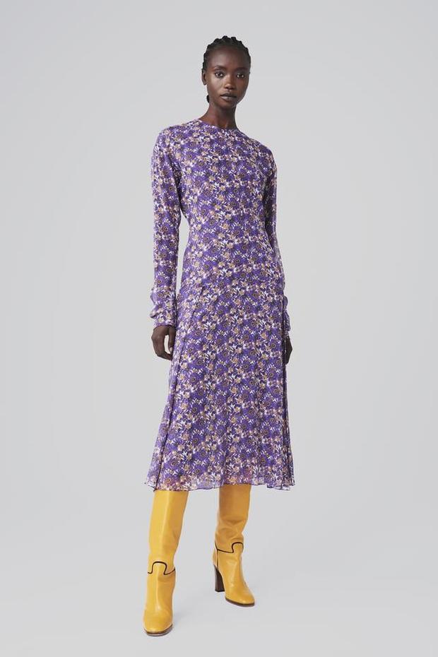 """Victoria Beckham cho con gái Harper 9 tuổi mặc váy mình thiết kế, netizen bình luận: """"Váy hợp với bà Beck hơn"""" - Ảnh 5."""