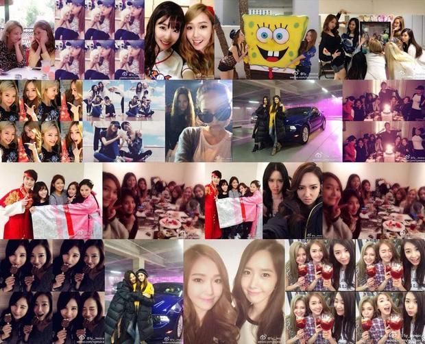 Tóm lại 9 lần trong quá khứ Jessica cố tình cà khịa SNSD: Từ Taeyeon, Tiffany, Yoona đến những dịp đặc biệt của nhóm đều không tha! - Ảnh 5.