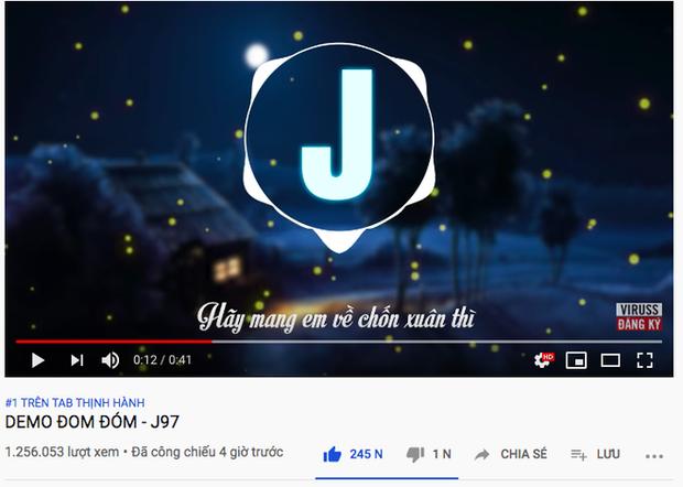 Jack chính thức vượt Rap Việt, đạt top 1 trending YouTube sau 16 tiếng, tiện thể gom luôn 28 lần chạm nóc HOT14 Realtime liên tiếp! - Ảnh 4.
