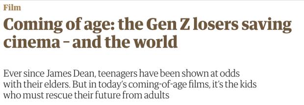 Sự bùng cháy của Gen Z và cuộc đổi pha quyền lực tại Hollywood từ thế hệ đi trước - Ảnh 8.