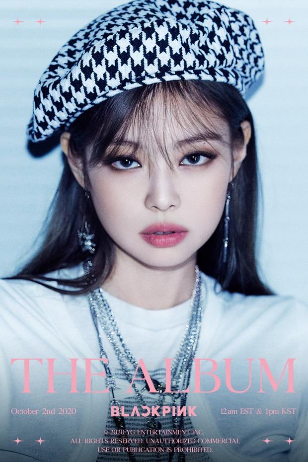 Nhạc gì Jennie cũng nhảy: Cùng là để tóc mái mà lúc thì ngây thơ trong sáng, khi lại quyến rũ lịm người - Ảnh 3.