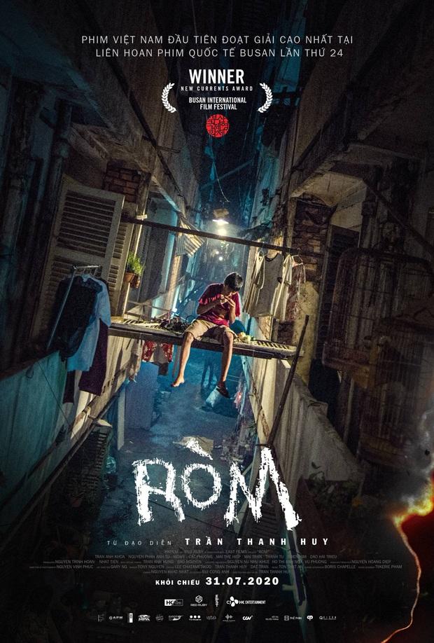 MXH bùng nổ vì Ròm: Nô nức khen phim siêu xịn nhưng vẫn bắt bẻ vụ luận đề chưa đúng chuyên môn nha! - Ảnh 1.