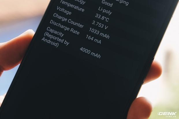 Chi tiết Vsmart Aris giá 7,5 triệu: Mặt lưng kính nhám, hiệu năng ổn, chỉ tiếc màn hình giọt nước - Ảnh 15.