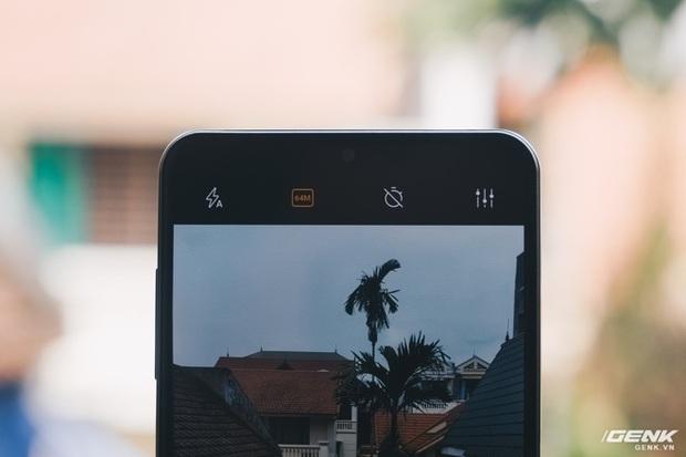 Chi tiết Vsmart Aris giá 7,5 triệu: Mặt lưng kính nhám, hiệu năng ổn, chỉ tiếc màn hình giọt nước - Ảnh 16.