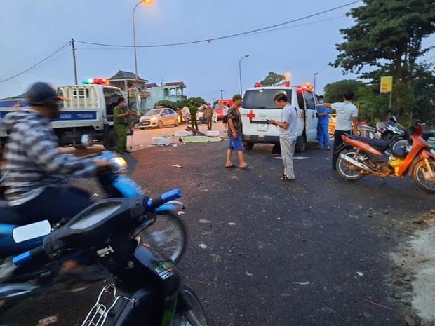 Hà Nội: Truy tìm xe ô tô tông tử vong người đi đường rồi bỏ chạy - Ảnh 3.