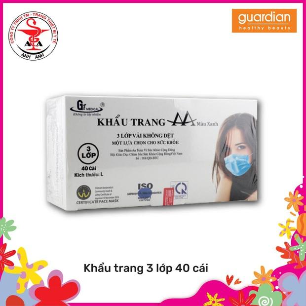 Khui hộp quà 9 món bảo vệ sức khỏe từ Guardian cùng Hana Giang Anh, bật mí luôn sản phẩm cô nàng yêu thích nhất - Ảnh 6.