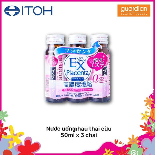 Khui hộp quà 9 món bảo vệ sức khỏe từ Guardian cùng Hana Giang Anh, bật mí luôn sản phẩm cô nàng yêu thích nhất - Ảnh 12.
