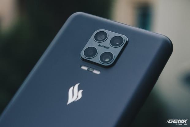 Chi tiết Vsmart Aris giá 7,5 triệu: Mặt lưng kính nhám, hiệu năng ổn, chỉ tiếc màn hình giọt nước - Ảnh 8.