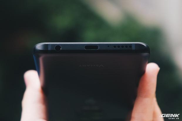 Chi tiết Vsmart Aris giá 7,5 triệu: Mặt lưng kính nhám, hiệu năng ổn, chỉ tiếc màn hình giọt nước - Ảnh 9.