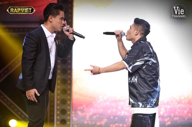 Thi đấu vòng đối đầu đầy ấn tượng tại Rap Việt, điều gì giúp team Karik làm nên chiến thắng tạm thời này? - Ảnh 6.